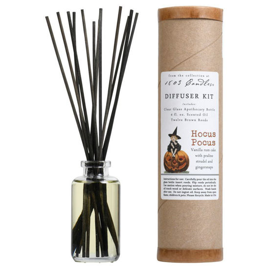 Hocus Pocus Diffuser Kit  by 1803 Candles