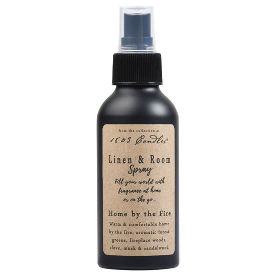 Home by the Fire Linen & Room Spray by 1803 Candles