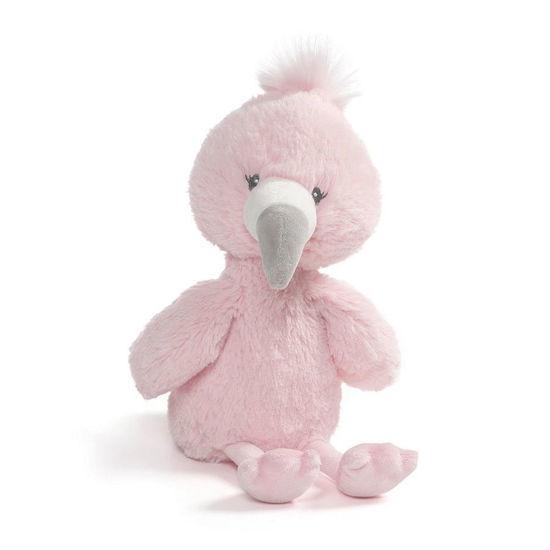 "Baby Toothpick Aubrey Flamingo 12"" by Gund"