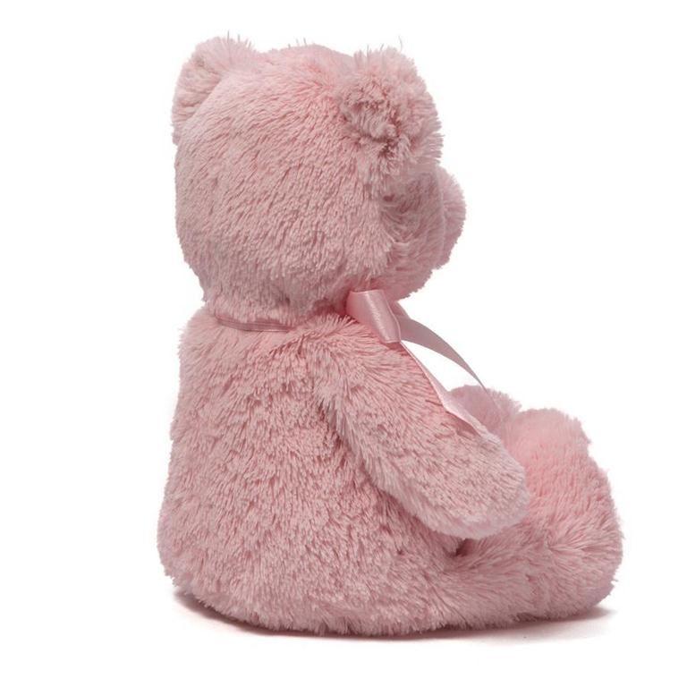 """My 1st Teddy Pink 10"""" by Gund"""