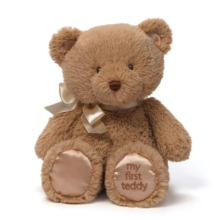 "My 1st Teddy Tan 10"" by Gund"