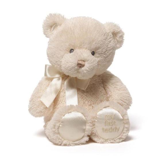 """My 1st Teddy Cream 10"""" by Gund"""