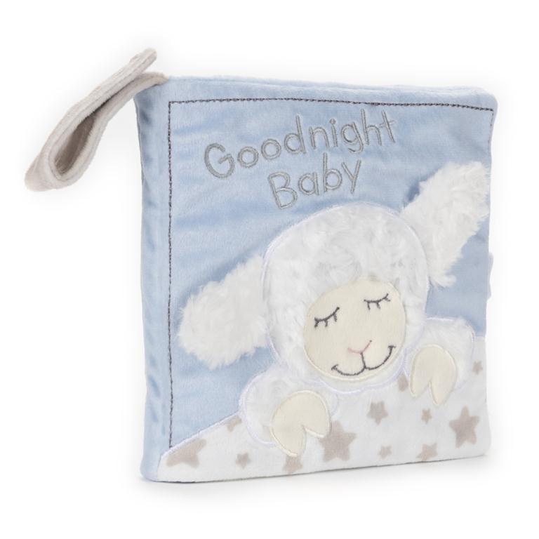 Goodnight Winky Lamb Soft Book by Gund
