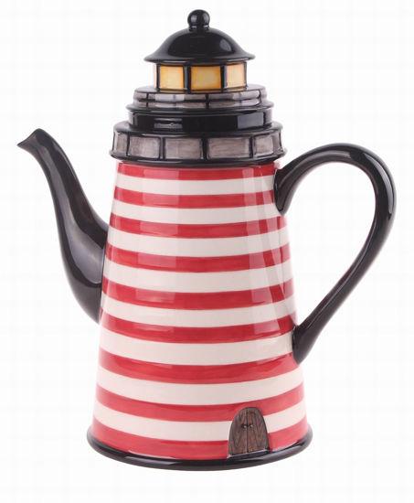 Beacon Teapot by Blue Sky Clayworks