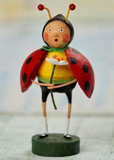 Little Ladybug by Lori Mitchell