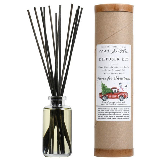 Home for Christmas Diffuser Kit  by 1803 Candles