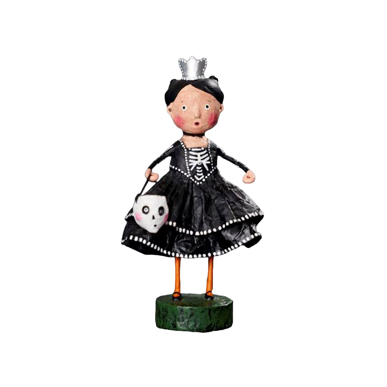 Skeleton Princess by Lori Mitchell