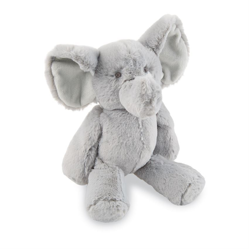 Elephant Plush Pal Gift Set by Mudpie