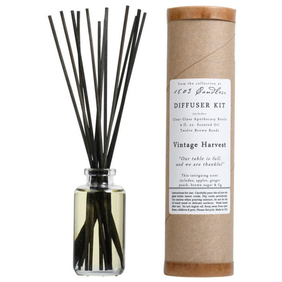 Vintage Harvest Diffuser Kit  by 1803 Candles