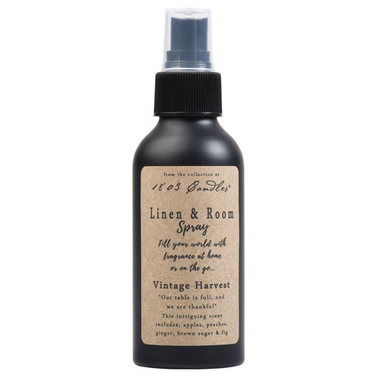 Vintage Harvest Linen & Room Spray by 1803 Candles