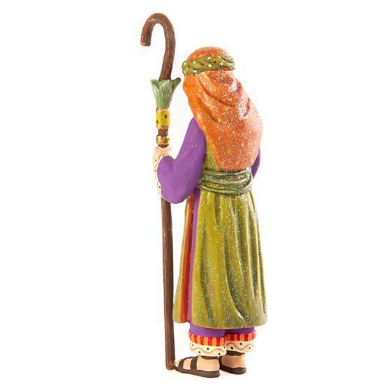 Mini Nativity Shepherd Figure by Patience Brewster