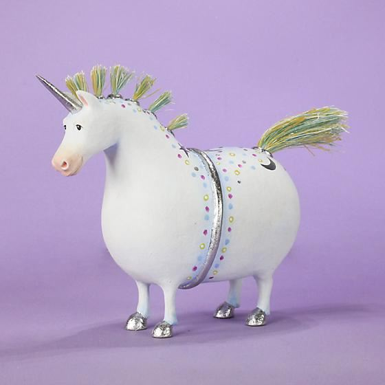 Luna Unicorn Figure by Patience Brewster