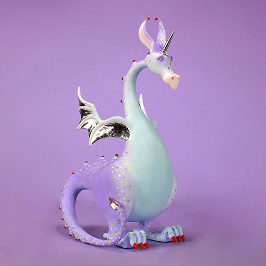 Spark Dragon Figure by Patience Brewster