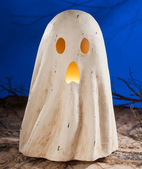 Ghost Luminary by Bethany Lowe Designs