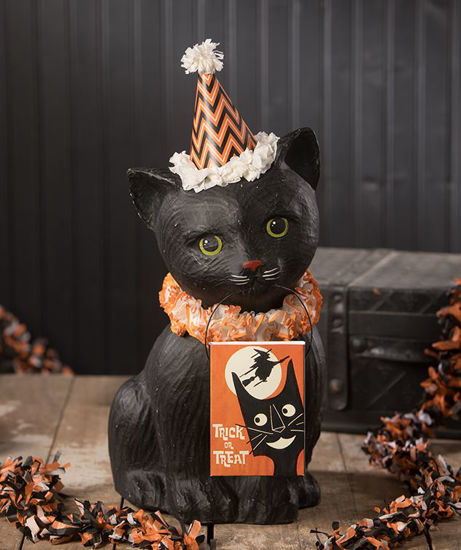 Black Cat Soiree by Bethany Lowe Designs