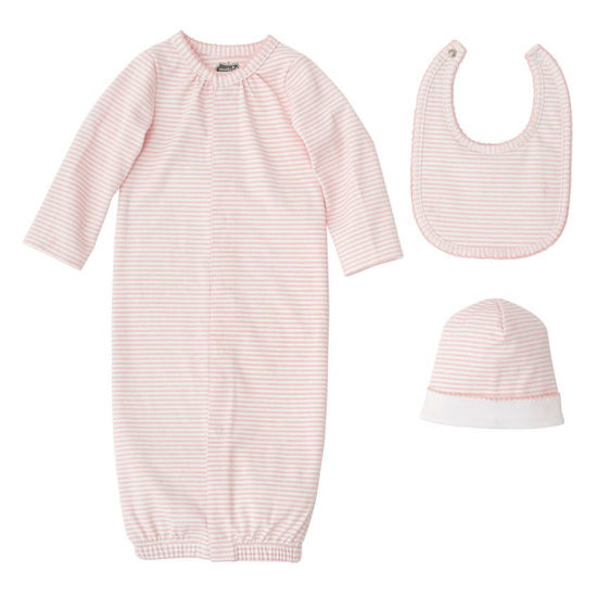 Pink Layette Gift Set by Mudpie
