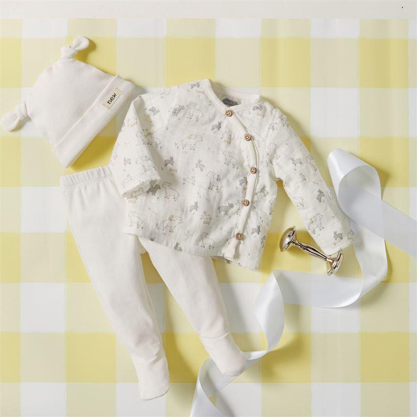 Lamb Take Me Home Set by Mudpie