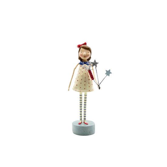 Firecracker Girl by Bethany Lowe