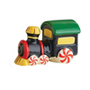 St. Jude All Aboard! (Train) Mini by Nora Fleming