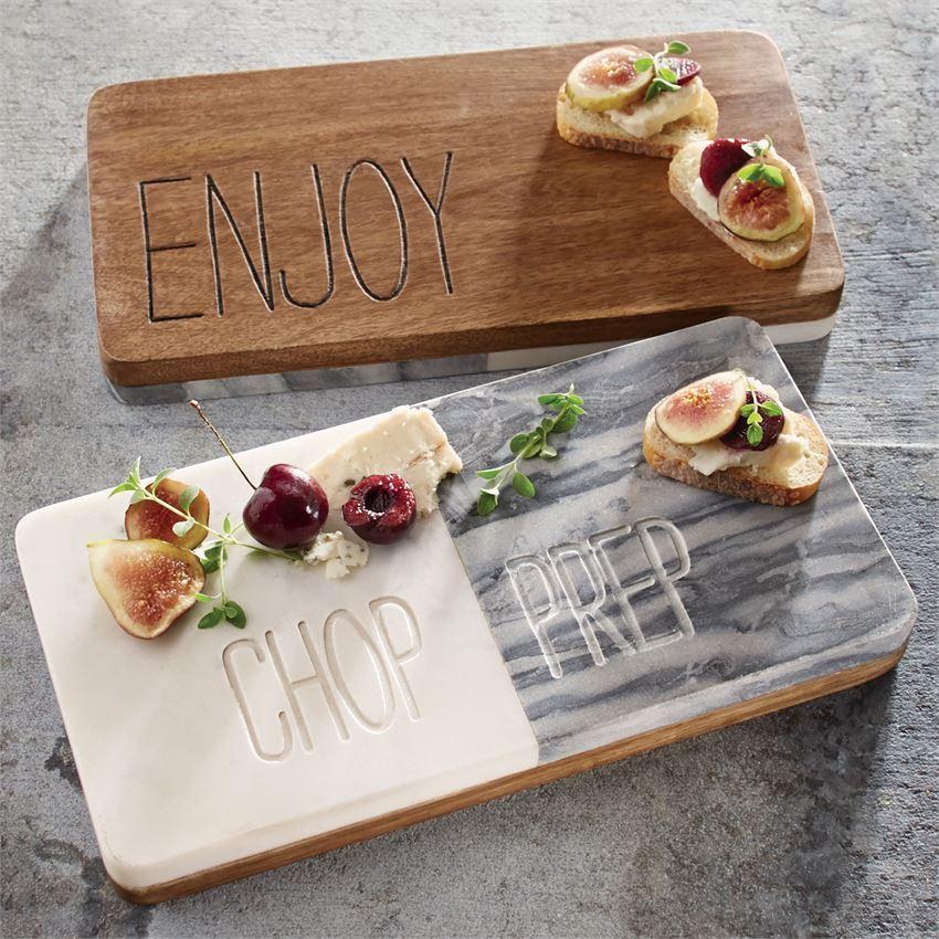 Prep & Enjoy Flip Board by Mudpie