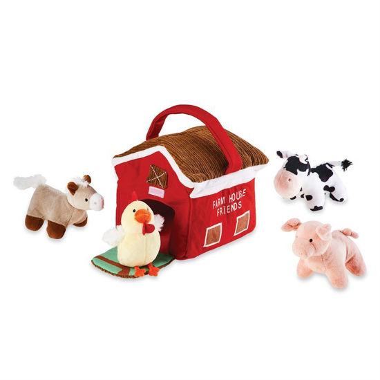 Farmhouse Plush Set by Mudpie