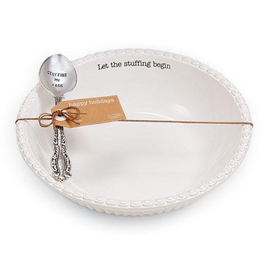 Stuffing Bowl Set by Mudpie