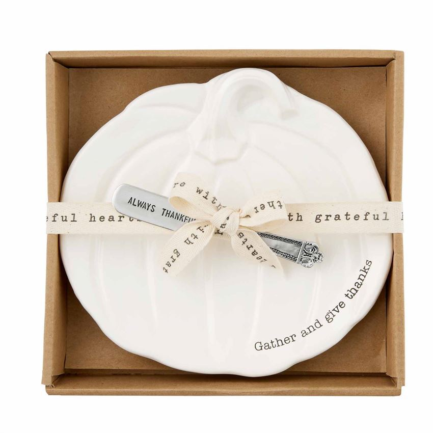 Thanksgiving Cheese Sets by Mudpie