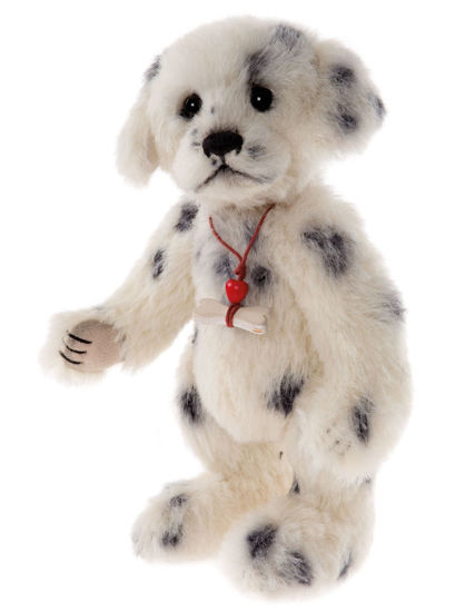 Polka Dot Puppy By Charlie Bears™