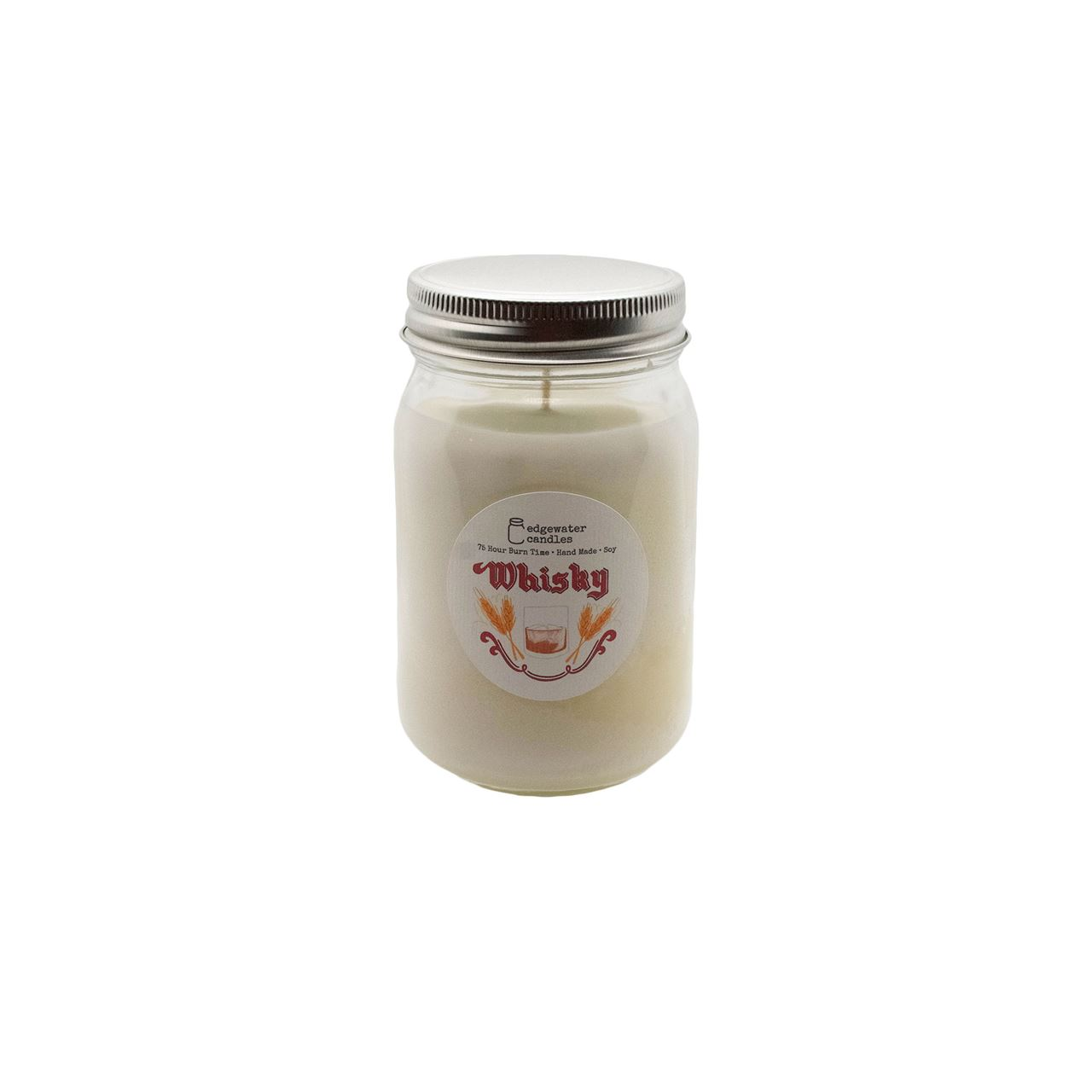 Whisky Jar by Edgewater Candles