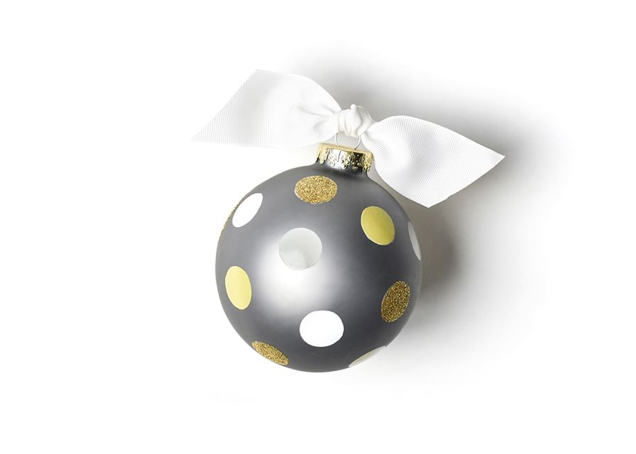 2020 Glass Ornament by Coton Colors