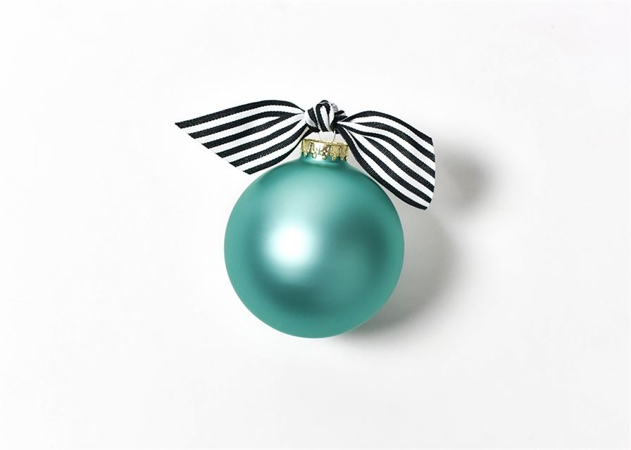 Key To Our New Home Glass Ornament by Coton Colors