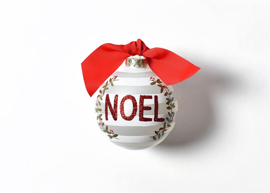 Noel Berry Glass Ornament by Coton Colors