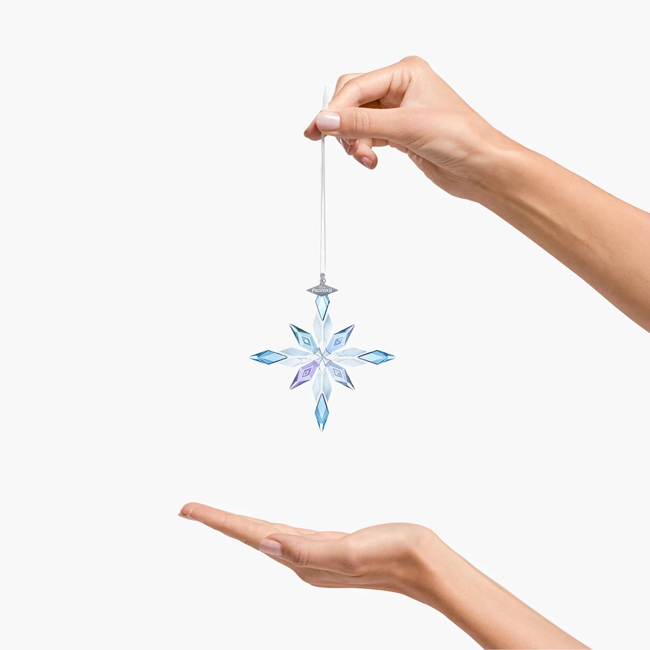 Frozen 2 Snowflake Ornament by Swarovski