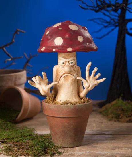 Mad Mushroom by Bethany Lowe Designs