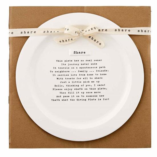 Share Sentiment Platter by Mudpie
