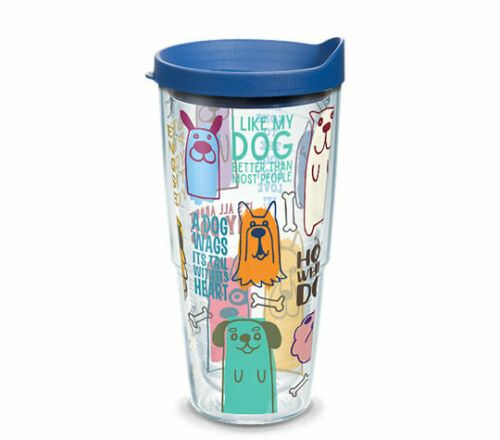 Dog Sayings 24oz Tumbler by Tervis