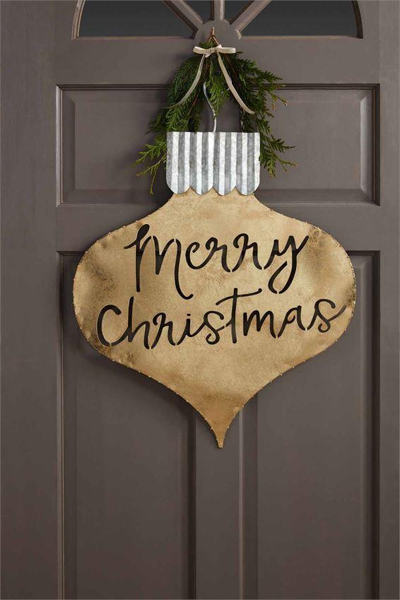 Ornament Door Hanger by Mudpie