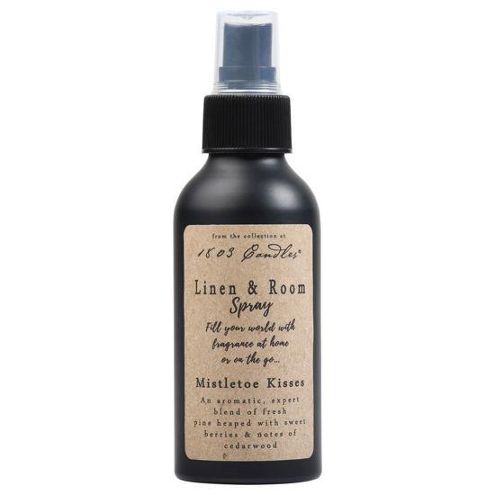 Mistletoe Kisses Linen & Room Spray By 1803 Candles