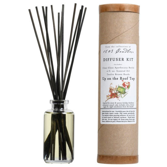 Up On the Rooftop Diffuser Kit  by 1803 Candles