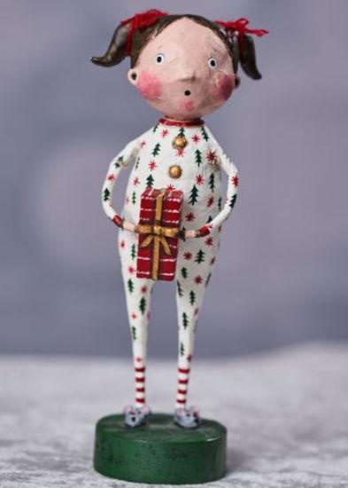 Jenny's Christmas Jammies by Lori Mitchell