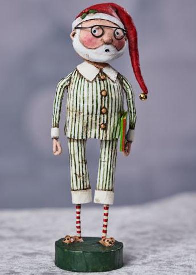 Storytime Santa by Lori Mitchell