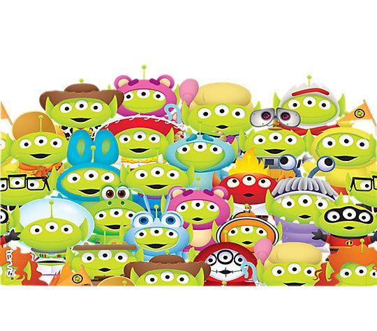 Pixar Alien Collage 16oz Tumbler by Tervis