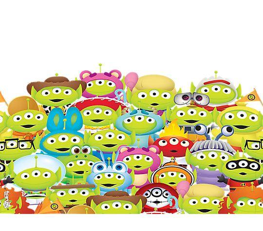 Pixar Alien Collage 24oz Tumbler by Tervis