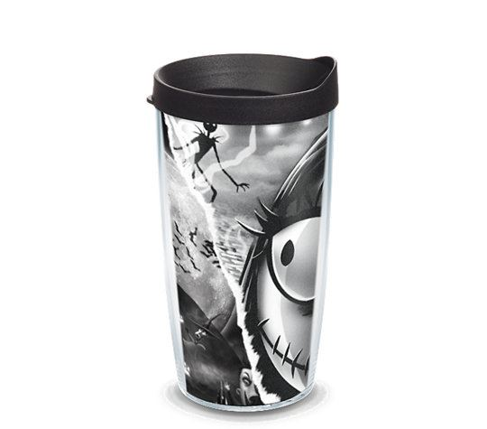 Nightmare Before Christmas - Torn Collage 16oz. Tumbler by Tervis