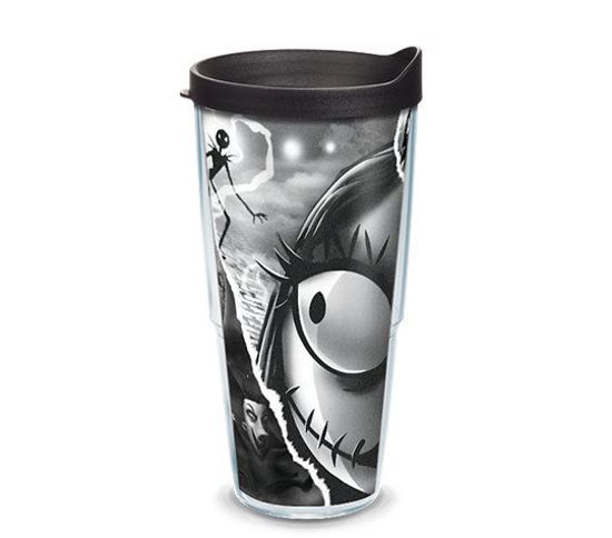 Nightmare Before Christmas - Torn Collage 24oz Tumbler by Tervis
