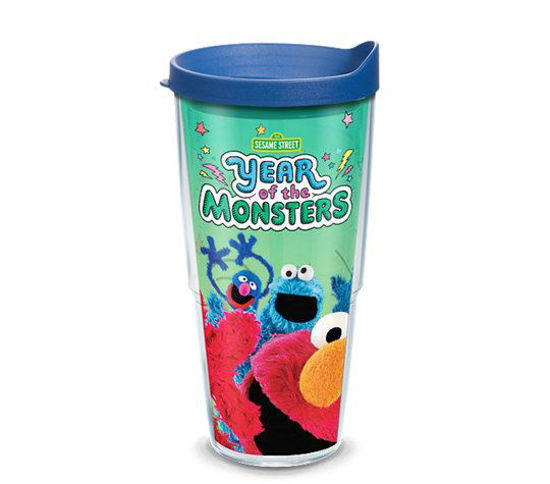 Sesame Street - Year of the Monsters 24oz Tumbler by Tervis