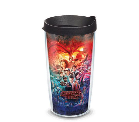 Stranger Things - Montage 16oz. Tumbler by Tervis