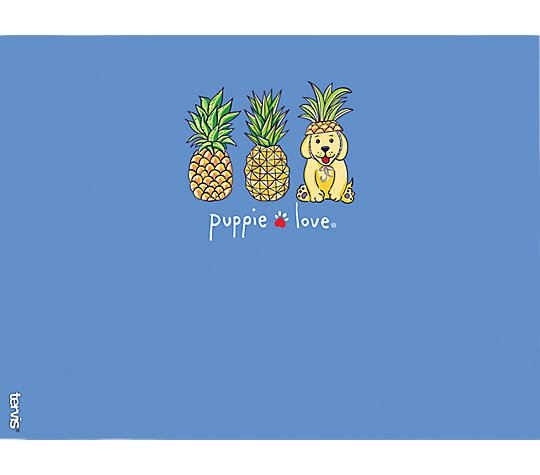 Puppie Love Pineapple Disguise 24oz Tumbler by Tervis