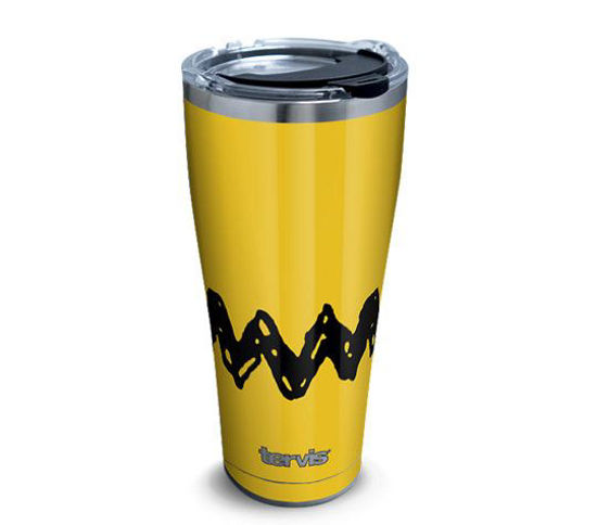 Peanuts Charlie Stripe 30oz. Stainless Steel Tumbler by Tervis