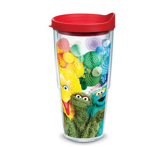 Sesame Street 50th Anniversary Party 24oz Tumbler by Tervis
